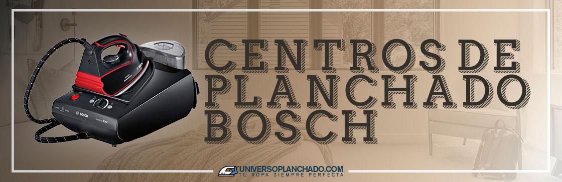 Mejores Centros de Planchado Bosch