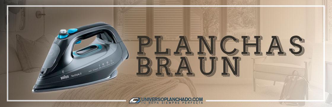 Mejores Planchas Braun